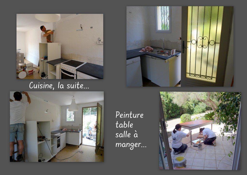 une semaine pour tout changer a marche le roumagnan. Black Bedroom Furniture Sets. Home Design Ideas
